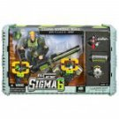 G.I. JOE-SIGMA 6 ULTIMATE SOLDIER 8 INCH DUKE ACT. FIG