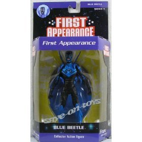 First Appearance Series 4 :  Blue Beetle Action Figure