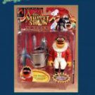 MUPPETS  -  SERIES THREE LEW ZEALAND  6 inch ACTION FIGURE