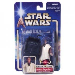 Star Wars Ep 2 aotc Anakin Skywalker Outland Peasant Action Figure