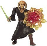 STAR WARS II  -Saesee Tiin Jedi Master action figure