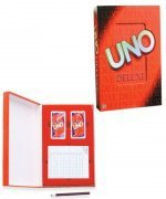 UNO - DELUXE UNO CARD GAME