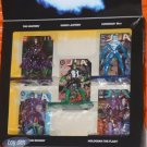 JUSTICE LEAGUE OF AMERICA 5 FIGURE BOXED SET COLLECTION #  2