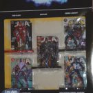 JUSTICE LEAGUE OF AMERICA 5 FIGURE BOXED SET COLLECTiON # 1