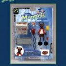 MUPPETS - SERIES FOUR RIZZO THE RAT 6 inch ACTION Figure