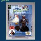 "MUPPETS - SERIES FIVE THE GREAT GONZO 6 "" ACTION FIGURE"