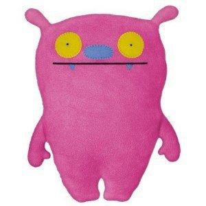 UGLYDOLL - Ugly Doll -  Pink  Big Toe 14 inch Classic Size