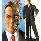 DC 13 INCH TWO FACE DELUXE COLLECTOR'S ACTION FIGURE