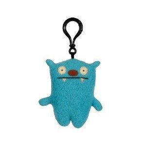 Ugly doll BIG TOE Blue Keychain