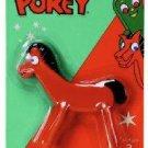 GUMBY's -  POKEY BENDABLE,POSEABLE FIGURE