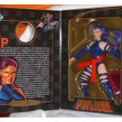 MARVEL FAMOUS COVERS - PSYLOCKE 8 inch ACTION FIGURE