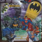 BATMAN & SUPERMAN SET OF (2) ACTION FIGURES