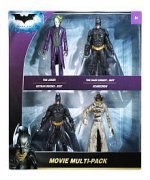 DARK KNIGHT - BATMAN COLLECTORS EDITION  4 Piece BOX SET action figures