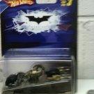 BATMAN 1:50 SCALE DARK KNIGHT BAT-POD by HOT WHEELS