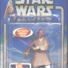 "STAR WARS II-MACE WINDU-AOTC 4"" ACTION FIGURE"