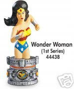 Wonder Woman - JUSTICE LEAGUE MINI STATUE/PAPERWEIGHT