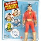 DC SUPERHEROES RETRO SHAZAM ACTION FIGURE