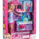 BARBIE -SPA DAY DOLL with ACCESSORIES BOXED SET