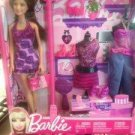Barbie Doll And Fashions Theresa Gift Set with FASHION ACCESSORIES