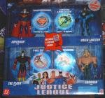 JUSTICE LEAGUE - JOURNEY TO ATLANTIS BOXED SET OF (4) ACTION FIGURES
