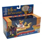 BEATLES YELLOW SUBMARINE DIE-CAST YELLOW SUBMARINE