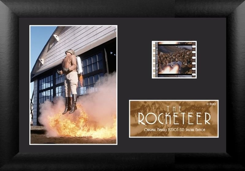 ROCKETEER SERIES 2 MINI FILM CELL