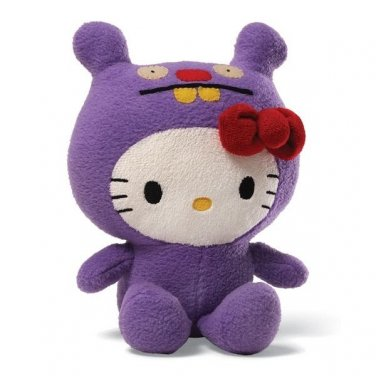"HELLO KITTY - TRUNKO 7"" UGLYDOLL PLUSH"