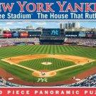 NEW YORK YANKEES 1000 PIECE PANORAMIC PUZZLE