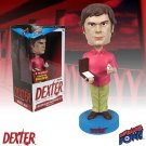 DEXTER BLOOD SPLATTER ANALYST CONVENTION EXCLUSIVE BOBBLE HEAD