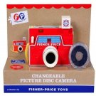 CHANGEABLE PICTURE DISC CAMERA BY FISHER PRICE