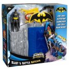 BATMAN POWER ATTACK BLAST AND BATTLE BATCAVE PLAYSET