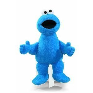 SESAME STREET - Cookie Monster  Jumbo 37 inches by Gund