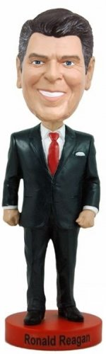 RONALD REAGAN PRESIDENTIAL HISTORIC BOBBLEHEAD