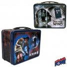 Doctor Who 1st and 11th Doctors Large Tin Tote