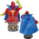 RED TORNADO - JUSTICE LEAGUE MINI STATUE / PAPERWEIGHT