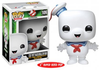 GHOSTBUSTERS-STAY PUFT MARSHMALLOW MAN POP VINYL FIGURE