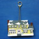 NATIONAL LAMPOON XMAS VACATION LIGHT UP GRISWOLD HOUSE ORNAMENT