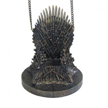 GAME OF THRONES RESIN THRONE ORNAMENT
