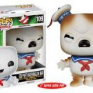 GHOSTBUSTERS-TOASTED STAY PUFT MARSHMALLOW POP FIGURE
