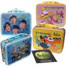 Beatles Miniature Lunchbox Set of 2 Ornaments