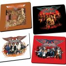 Aerosmith 4 piece Wood Coaster Set