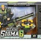 G.I. JOE-SIGMA 6 ULTIMATE SOLDIER 8 INCH DUKE Action Figure