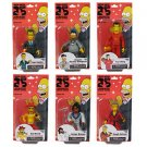 Simpson Series 1 Limited Edition Set of 6 Action Figures