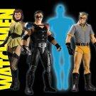 Watchmen - Series 2 Set of 4 Action Figures