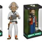 Back to the Future - Marty & Doc Brown Set of 2 Vinyl Idolz Figures