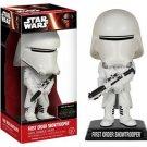 Star Wars 7 Force Awakens- First Order Snowtrooper Wacky Wobbler Bobble Head