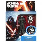 Star Wars - The Force Awakens Kylo Ren Snow Mission Armor Up Action Figure