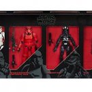 """Star Wars - The Black Series Imperial Forces 6"""" Exclusive Boxed 4 Action Figures"""