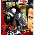 Spider-Man Origins - PUNISHER 1st Appearance Action Figure