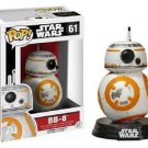 Star Wars 7: The Force Awakens BB-8 POP! Bobble Head Vinyl Figure